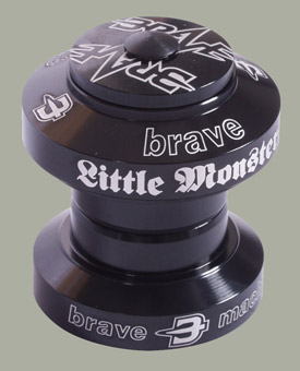 BRAVE Little Monster Svart