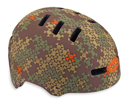 Bell Faction Paul Frank matt brun skullcammo