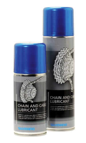 Shimano Chain and Cable Lube